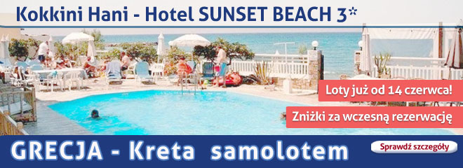 Kreta - Sunset Beach Hotel